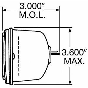 Headlight Bulb Wagner Lighting H4703