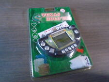 Jeu ELECTRONIQUE LCD TEXAS HOLD EM POKER Like Game Watch 80's Retro