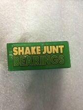 Shake Junt Skateboard Bearings - 8 Pecs Inside Box - New Open Box -Great Condi.