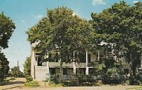 *(Q)  Fort Scott, KS - Army Headquarters House - Exterior and Grounds