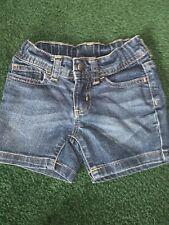 Girls size 5 Wonder Nation denim shorts
