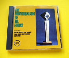 """CD """" GIL EVANS - THE INDIVIDUALISM OF GIL EVANS """" 9 SONGS (THE BARBARA SONG)"""