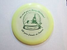 Innova Disc Golf 2007 Christmas Glow Disc Never Played Dealer Exclusive