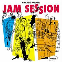 JAM SESSION (COLOURED VINYL) - CHARLIE PARKER