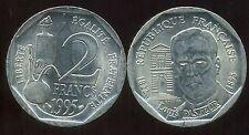 FRANCE 2 francs PASTEUR 1995  ( ca )