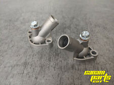 Canam  BRP V-twin Aluminum Water Neck Upgrade Kit Thermostat Cover Set