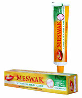 Dabur Meswak Toothpaste A Complete Oral Care Available in 100 And 200 gm Pack
