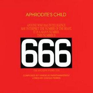 Aphrodites Child - 666 (NEW 2CD)