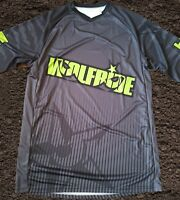 Mountain bike down hill race top, breathable, DH, MTB, enduro, xcross, Wolf