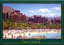 Alte Postkarte - Anfi del Mar - Gran Canaria