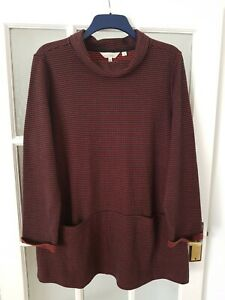 Seasalt Mawgan Porth Tunic Pockets Size 18 excellent condition