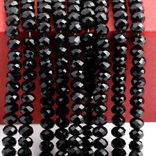 150PCS 4mm Austrian Round Crystal Loose Spacer Beads Jewelry Making Bracelet DIY