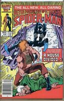 Spectacular Spider-man 1976 series # 113 Canadian variant very fine comic book
