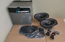 Vintage BLAUPUNKT CL6900 car speakers - 100w 2-way 4 ohm - new old stock