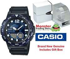 AUSSIE SELLER CASIO WATCHES AEQ-100W-2AVD WORLD TIME TELEMEMO 12 MONTH WARRANTY