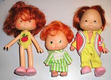 3 poupées American Greetings 1979