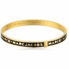 Marc by Marc Jacobs bracciale logo , Skinny logo bangle