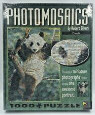 Photomosaics Jigsaw Puzzle - Panda by Robert Silvers  1000 Pieces