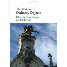 The Nature Ordinary Objects Hardcover Cambridge University Press 9781107160095
