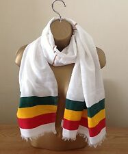 Ethiopian Traditional Netela/Scarves with Rasta colour