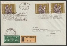 RECO - FDC Christkindl 1972