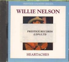 Willie Nelson(CD Album)Heartaches-New