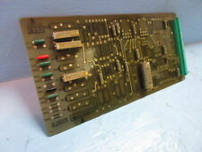 General Electric 821D380-G1 Rev. A DC Amplifier Function Board PLC GE 821D380-G1