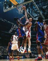 Yao Ming Rockets Autographed Signed 8X10 Photo REPRINT