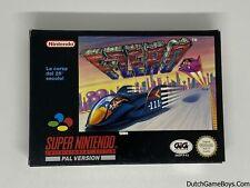 F-Zero - New - ITA - Super Nintendo - SNes