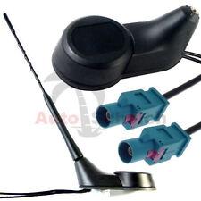 Antenne Dachantenne für VW Audi Stabantenne Antennenfuss FM GPS Fakra Navi Radio