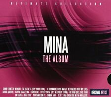 MINA - THE ALBUM  CD CANZONE ITALIANA