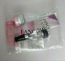 Lancome New Set of 5 Dry Skincare Kit Creme Cleanser Toner Eye Cream Serum