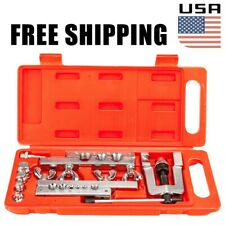 New listing Hvac Flaring and Swaging Tool Kit Flares Od Soft Refrigeration Copper Tub-ing