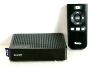 Roku XD/S XDS audio/video Streamer 2100X With Remote (No Power Supply) C190