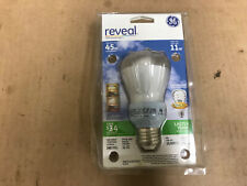 1 PK GE Lighting 61354 Reveal CFL 11-Watt (40-watt replacement)