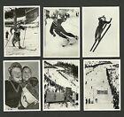 Oslo Norway Skiing Winter Olympics German Cards Stein Eriksen Lydia Wideman