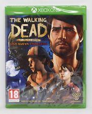 THE WALKING DEAD UNA NUEVA FRONTERA - XBOX ONE XBOXONE - PAL ESPAÑA - NUEVO