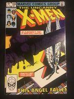 The Uncanny X-Men #169 (May 1983, Marvel) Kitty Pryde Key! Hot! MINT! 9.6+