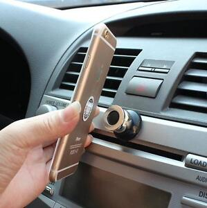 Universal 360° Rotating Car Sticky Magnetic Stand Holder For Cellphone GPS SX-02