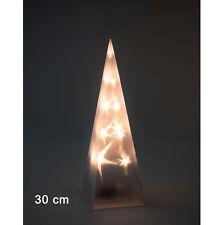 LED Weihnachtsdeko 3D Pyramide