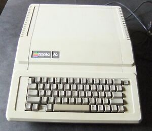 Apple IIe Computer A2S2064 with Cards