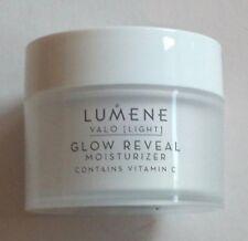 Lumene Valo (Light) Glow Reveal Moisturizer 15ml with Vitamin C NEW & SEALED