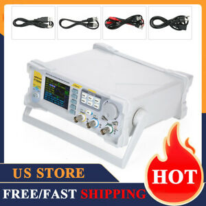 FY6900-60M 2-CH DDS Arbitrary Waveform Pulse Signal Generator/Frequency US A5L7