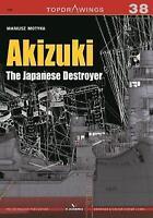Akizuki the Japanese Destroyer by Motyka, Mariusz (Paperback book, 2017)