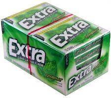WRIGLEY'S EXTRA SPEARMINT SugarFree Gum, 40/15 ct Packs 600 Sticks Total FRESH