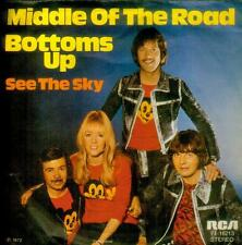 "7"" Middle Of The Road/Bottoms Up (D)"