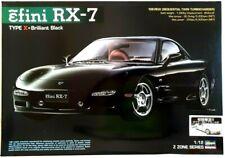MAZDA EFINI RX-7 TYPE X BLACK // HASEGAWA ZZ03 1:12 // no OTAKI DOYUSHA TAMIYA