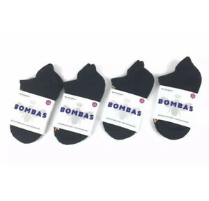 New Bombas Ankle Socks Pair Size X Small Youth 9-4 Womens 4-5