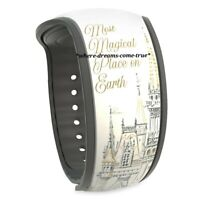 Disney Parks Magic Band Magicband Cinderella Castle Magical Place On Earth (New)