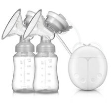Double Electric Breast Pump Automatic Intelligent Handfree USB Charging Feeder